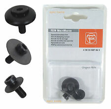FEIN 3 Piece Multimaster Replacement Screw/Bolt Clamp & Washer Set, 43033087065