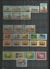 MINT JORDAN STAMP COLLECTION 1965-2006 (5 scans)
