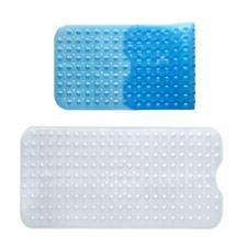 Bathtub Mat Non-Slip Clear PVC Anti-Slip Anti-Bacterial Extra Long Shower Mat