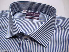 Ralph Lauren Purple Label luxury 200's 2 ply Cotton, 44 17,5 XL, 495 € 1794