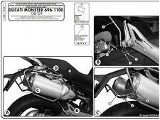 GIVI KIT MONTAGGIO TELAIETTI BORSE SOFFICI T681 DUCATI MONSTER 696 08-12