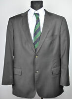 HUGO BOSS by GUABELLO Super 130S Blazer UK 48 Sport Coat Jacket EUR 58 Sakko GR8
