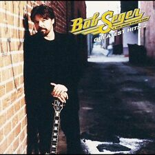 SEALED Bob Seger & The Silver Bullet Band Greatest Hits 2 CD Music Classic Hits