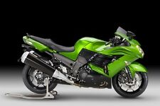 2006-07 Kawasaki ZZR 1400, ZZR1400 ABS, Ninja ZX-14 Workshop Repair Manual on CD
