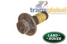 Land Rover Defender TD5 Engine Oil Pump Sprocket Bolt - GENUINE LR - LYP101400