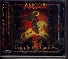 ANGRA Temple Of Shadows JAPAN CD W OBI STRIP VICP-62717 2004