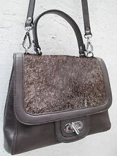-AUTHENTIQUE sac à main  KESSLORD cuir et cuir exotique  TBEG vintage bag
