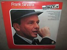 FRANK SINATRA In the Wee Small Hours/Where are You? SEALED Gatefold Double 2 LP