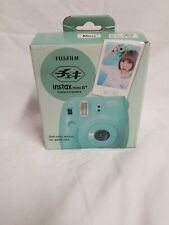 Fujifilm instax mini 8+ Mint Green with close up lens adapter