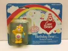 """1982 Care Bears """"Birthday Bear"""" Ready For A Party In Box By Kenner"""