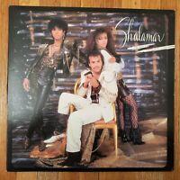 Shalamar HeartBreak 1984 NM Vinyl LP EX Record Cover Solar 60385