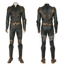 Justice League Aquaman Arthur Curry Cosplay Costume Halloween Outfit All Size