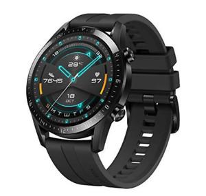 """HUAWEI WATCH GT 2 46 MM MATTE BLACK 1.39"""" 4G BLUETOOTH/GPS CARDIOFREQUENZIMETRO"""