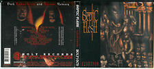 SEPTIC FLESH - ESOPTRON  - Digipack Firstpress 1995 CD HOLY RECORDS/France