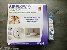 AIRFLOW ICON 15 FAN AND TIMER HUMIDITY MODULE  72683501 & 72687103