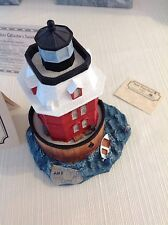 Harbour Lights autographed, Authentic, Sandy Point Shoal, Maryland #4363/9500, #