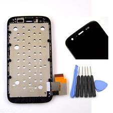 For Motorola Moto G XT1032 XT1033 LCD Touch Screen Digitizer Glass + Frame + T