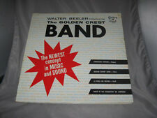 WALTER BEELER golden crest band LP Mint- CRS 4035 Vinyl  Record