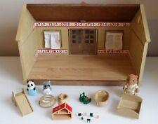 Sylvanian Families Vintage Nursery School and accessories Epoch