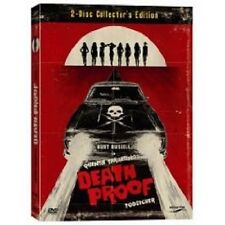 QUENTIN TARANTINOS DEATH PROOF SPECIAL EDITION 2 DVD