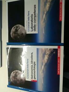 Le Scienze della terra - Astronomia Bosellini cod ISBN 9788808157676 (usato)