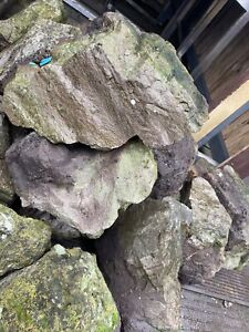 Medium Large Rockery Rocks Stones Garden Landscaping Water Feature Pond