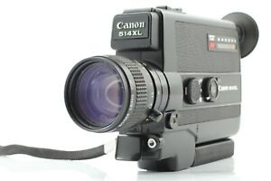【WORKING Excellent +5 】Canon 514XL MACRO SUPER 8 Movie Camera from JAPAN #100