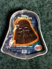 Star Wars: WILTON #502-1409: DARTH VADER CAKE PAN w/ INSERT (1980)