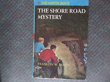 Hardy Boys Blue Bar ed The Shore Road Mystery No. 6  Franklin W Dixon good