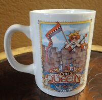 Mary Engelbreit The Queen Of Everything 1992 Ceramic Coffee Mug