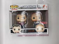 Funko Pop! Modern Family Cam and Mitch 2 Pack Target Exclusive BOX WEAR F03