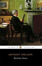 Barchester Towers (Penguin Classics),Anthony Trollope, Robin Gilmour, John Galb