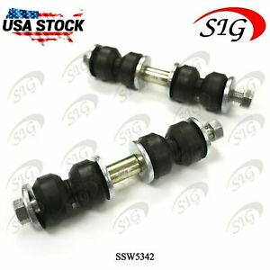 Front Left & RIght Stabilizer Sway Bar Links for Pontiac Aztek 2001-2005 2Pc