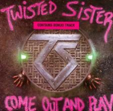 Twisted Sister - come out and Play CD #G21596
