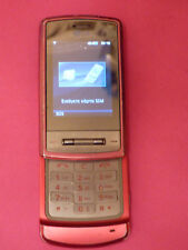"LG KE970 Shine Slider 2.2"" Mobile Phone - 2G - Pink"