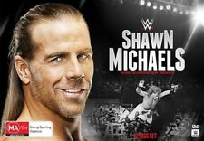 WWE - Superstar Series - Shawn Michaels (DVD, 2015, 11-Disc Set) - Region 4