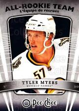 2010-11 O-Pee-Chee All Rookie Team #2 Tyler Myers