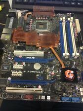 ASUS MAXIMUS FORMULA Socket 775 MotherBoard - Intel X38 LOOK