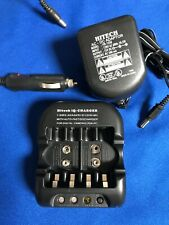 AA,AAA,9V Smart AC/DC Charger(UL)For Duracell,Panasonic,Energizer...Rechargeable