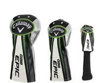 Callaway Epic wood head cover set - Full set of golf covers - 3 pieces