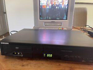 Samsung DVD-V9800 HDMI VCR & DVD Combo Player Recorder VHS Cassette Player