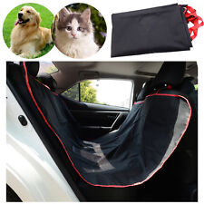 Pet Cat Dog Back Car Truck Seat Cover Hammock Protector Mat Blanket Waterproof