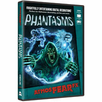 AtmosFearFX Phantasms Halloween Digital Decoration DVD