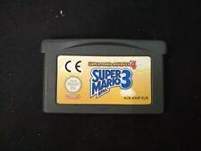 Game Boy Advance ★ Super Mario Advance 4 ★ Super Mario Bros 3 ★ PAL