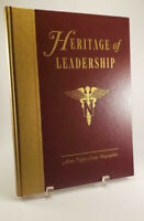 Heritage of Leadership Army Nurse Corps Biographies1st Edition 2004 Hardcover