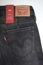Grey Levi's 711 Feminino Jeans Skinny 359340003