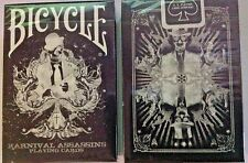 Bicycle Reverse Karnival Assassins Playing Cards Deck