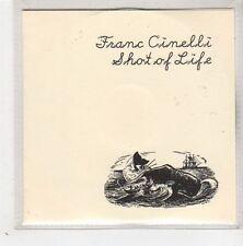 (GE302) Franc Cinelli, Shot Of Life - 2013 DJ CD