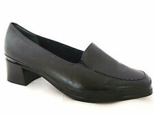 100% Leather Block Heels for Women
