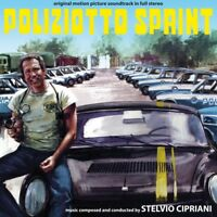 Poliziotto Sprint - Stelvio Cipriani (cd)
